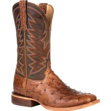 Durango® Premium Exotic Full-Quill Ostrich Western Boot
