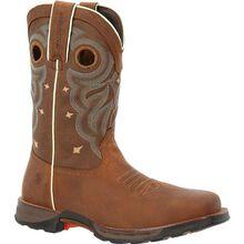 Durango® Maverick Women's Steel Toe Waterproof Western Work Boot