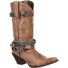 Crush by Durango Women's Accessorized Western Boot