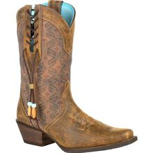Crush™ by Durango® Women's Driftwood Western Boot