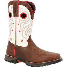 Durango® Maverick™ Women's Steel Toe Waterproof Western Work Boot