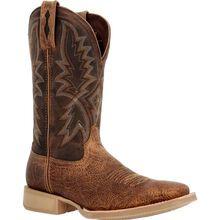 Durango® Rebel Pro Lite™ Rustic Tan & Tobacco Western Boot