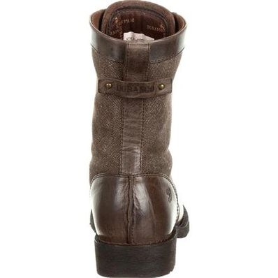 Durango® Drifter Women's Brown Military Inspired Lacer Boot, , large