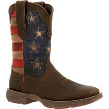 Lady Rebel™ by Durango® Women's Vintage Flag Western Boot