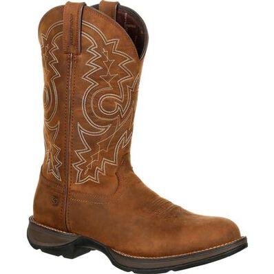Rebel™ by Durango® Waterproof Western Boot, , large