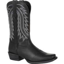 Durango® Rebel Frontier™ Black Western Boot