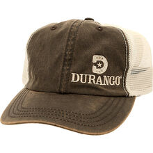 Durango® Oiled Brown Ballcap