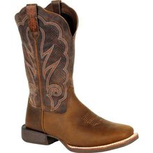 Durango® Lady Rebel Pro™ Women's Cognac Ventilated Western Boot