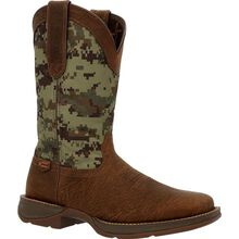 Rebel™ by Durango® Green Digi Camo Western Boot