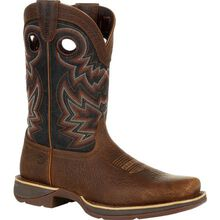Rebel™ by Durango® Chocolate Western Boot