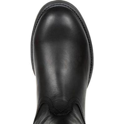Rebel™ by Durango® Black Round Toe Western Boot, , large