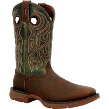Rebel™ by Durango® Dark Chestnut Western Boot