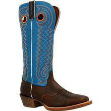 Durango® Rebel Pro™ Dark Chestnut Buckaroo Western Saddle Boot