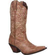 Crush by Durango Women's Scall-Upped Western Boot