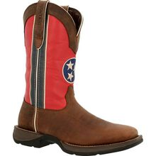 Rebel™ by Durango® Tennessee Flag Western Boot