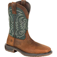 Durango® WorkHorse™ Steel Toe Western Work Boot, , medium