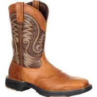 Durango UltraLite Western Saddle Boot, , medium