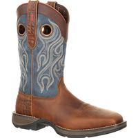 Rebel™ by Durango® Steel Toe Pull-on Western Boot, , medium