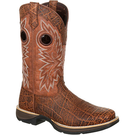 Rebel by Durango Elephant Print Western Boot, , large