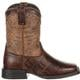 Lil' Durango Mustang Big Kids' Faux Gator Western Boot, , small