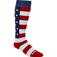 Durango Boot Flag Sock, , medium