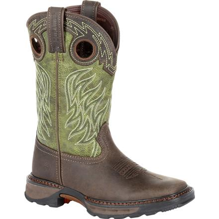 Lil' Durango Maverick XP Little Kids Western Work Boot, , large