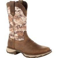 Lady Rebel™ by Durango® Women's Desert Camo Western Boot, , medium