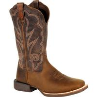Durango® Lady Rebel Pro™ Women's Cognac Ventilated Western Boot, , medium
