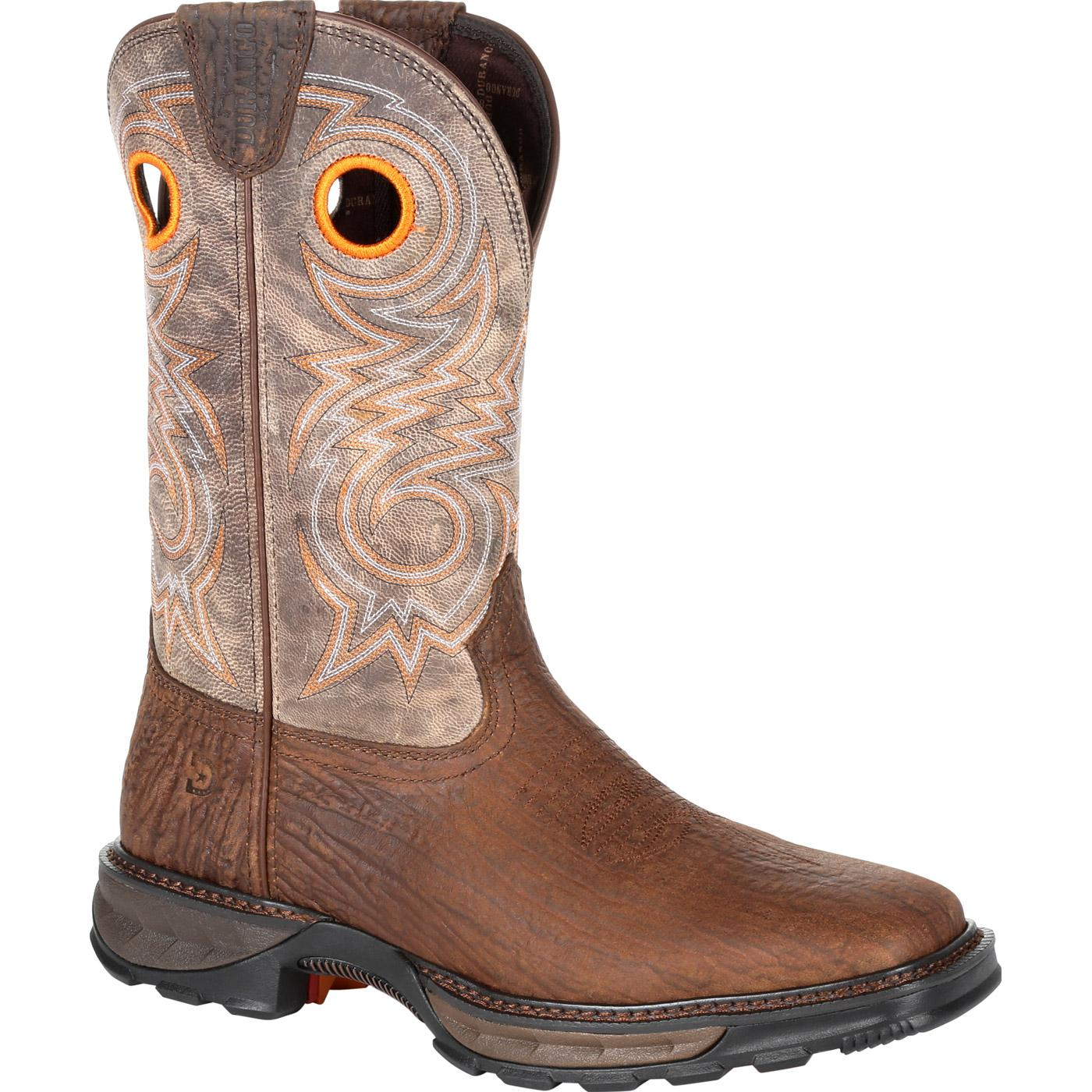 be402ef35c0 Durango Maverick XP Composite Toe Western Work Boot