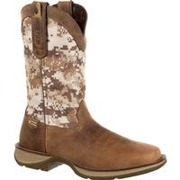 Rebel™ by Durango® Desert Camo Pull-on Western Boot, , medium