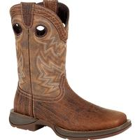 Rebel™ by Durango® Trail Brown Western Boot, , medium