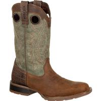 Durango Mustang Faux Exotic Western Boot, , medium