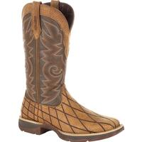 Lady Rebel™ by Durango® Women's Patchwork Western Boot, , medium