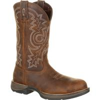 Rebel™ by Durango® Steel Toe Waterproof Western Work Boot, , medium