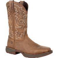 Rebel™ by Durango® Buckskin Western Boot, , medium