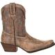 Crush By Durango Women's Shortie Western Boot, , small