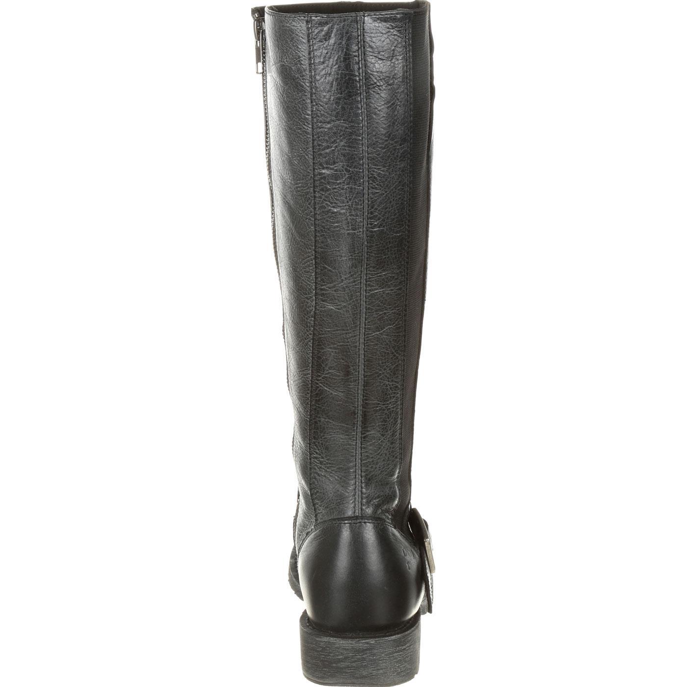 3a413e0aa #DRD0304, Crush by Durango Women's Black Riding Boot