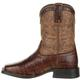 Lil' Durango Mustang Little Kids' Faux Gator Western Boot, , small
