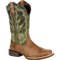 Durango® Lady Rebel Pro™ Women's Ventilated Olive Western Boot, , medium