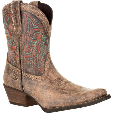 Crush By Durango Women's Shortie Western Boot, , large