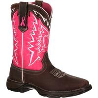 Durango Benefiting Stefanie Spielman Women's Western Boot, , medium
