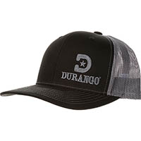 Durango® Richardson Ball Cap, Grey, medium