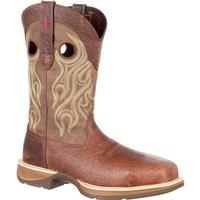 Rebel by Durango Composite Toe Waterproof Western Boot, , medium