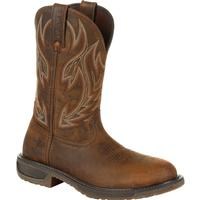 Durango WorkHorse Steel Toe Western Work Boot, , medium