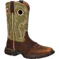 Bota vaquera para mujer Powder n' Lace Saddle Lady Rebel de Durango, , medium