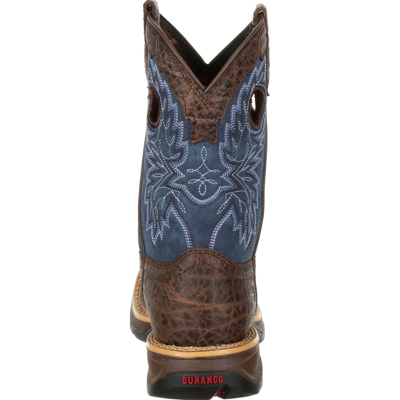 6acfb556cbdba Images. Lil' Rebel by Durango Little Kids Faux Exotic Western Boot ...