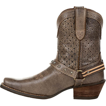 Crush™ by Durango® Women's Bronzed Brown Western Boot, , large