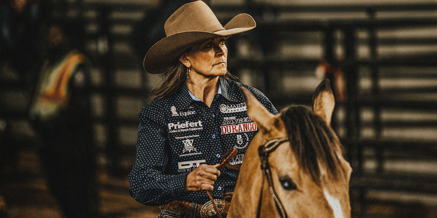 Lisa Lockhart | Professional Barrel Racer