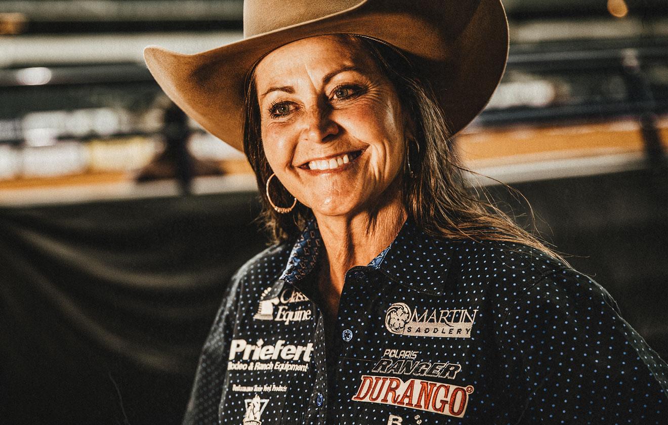 Lisa Lockhart   Professional Barrel Racer