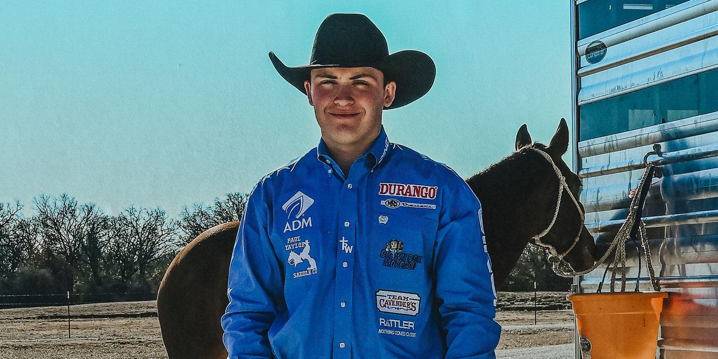 Riley Webb | Professional Tie-Down Roper